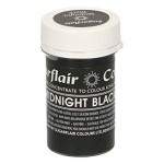 Boja 25g Midnight black